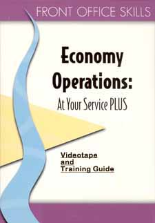 Front Office Skills Video: Economy Operations - At Your