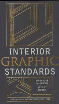 Interior Graphic Standards By Mary Rose Mcgowan And Kelsey Kruse