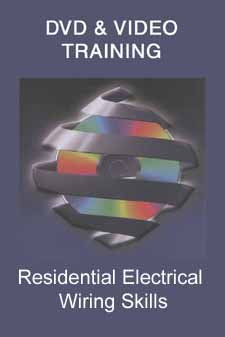 Marvelous Residential Electrical Wiring Skills Dvd Wiring Digital Resources Indicompassionincorg