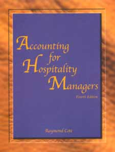 Accounting For Hospitality Managers 5th Edition By Raymond Cote